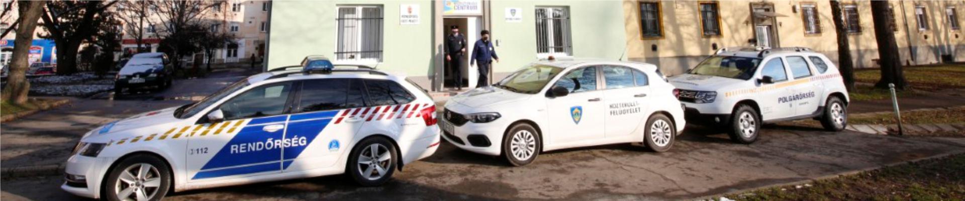 Megkezdte működését a Pécs-Kelet KözbiztonságiCentrum