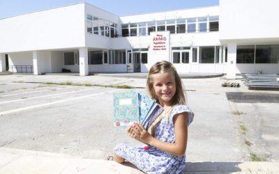 """Az új tanévet már saját épületükben kezdhetik a pécsi """"Árpád"""" iskoladiákjai"""